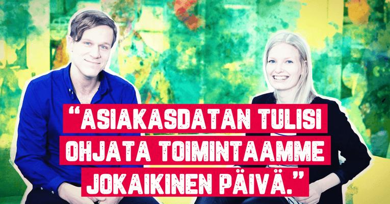 Haastattelussa Mikko Honkanen - Kuinka keräät ja hyödynnät asiakasdataa